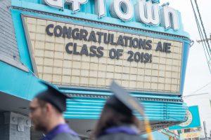 Seattle Graduation Ceremony 04 | AIE
