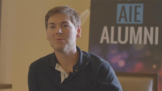 Robert Byrne | AIE Graduate Success