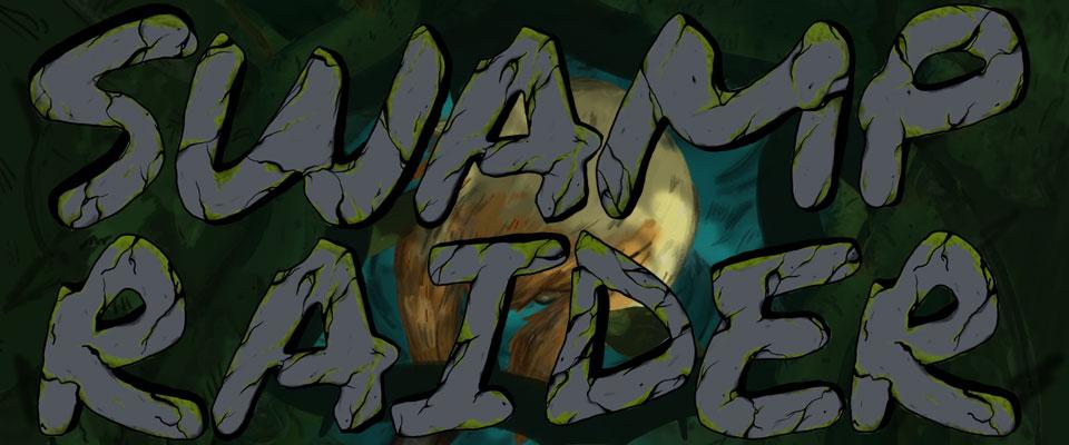 Swamp Rider Logo - Artcade Student Project | AIE