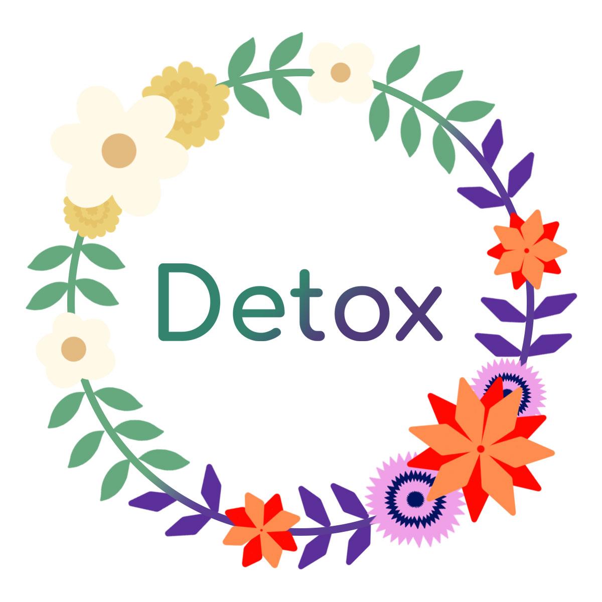 Detox Logo - Artcade Student Project | AIE